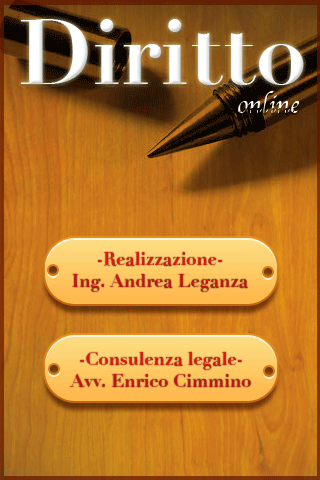 Diritto Online - Credits